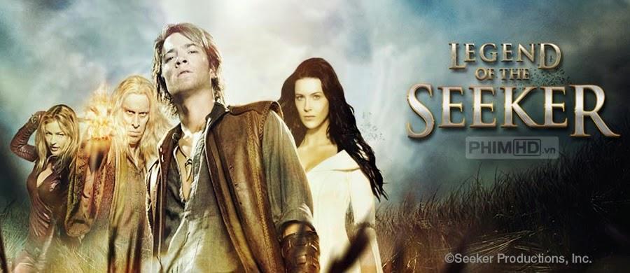 Huyền Thoại Tầm Thủ: Phần 2 - Legend Of The Seeker: Season 2 - 2010