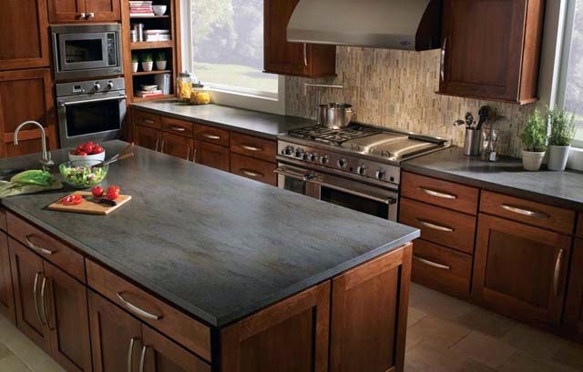 Solid surface countertops prices per square foot ayanahouse for Corian countertop price