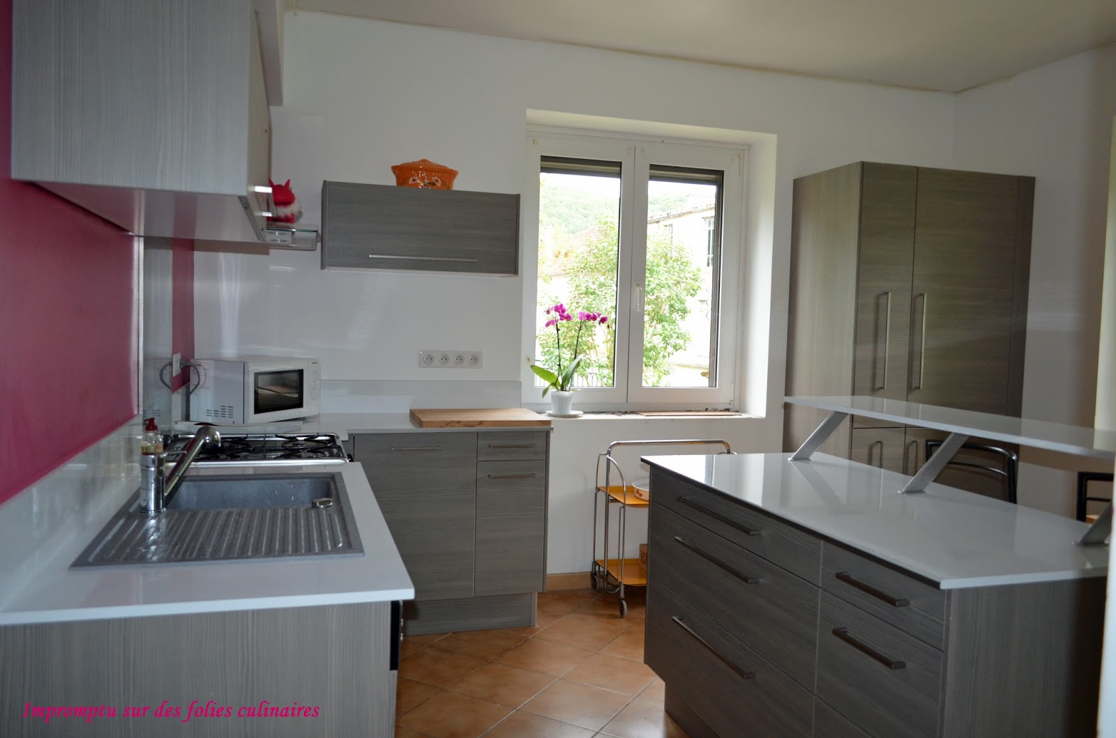 Renovation cuisine rustique chene renovation cuisine for Renovation meuble en chene