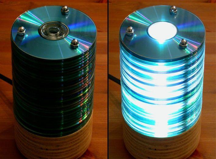 The aceh forest daur ulang cd bekas menjadi lampu hias thecheapjerseys Gallery