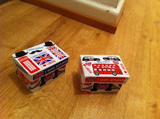 Декупажные коробочки