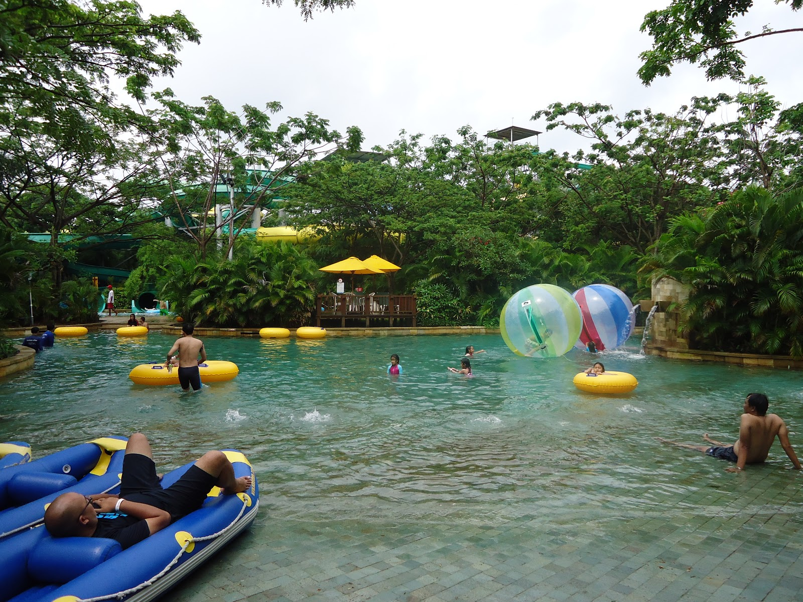 Waterbom Jakarta The Urban Cool Anything Under Sun Voucer Combined With Modern Architecture And Minimalist Is Themed As