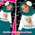 Gamis Frozen 3in1 GC4850 HABIS