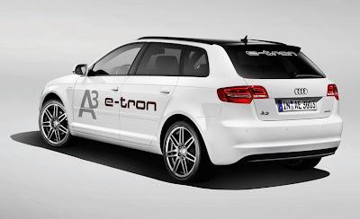 2013 Audi A3 e-tron Concept