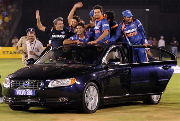 Sachin Tendulkar Cars Collection