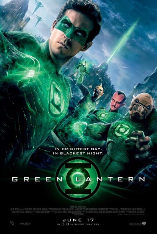 GREEN LANTERN MOVIES