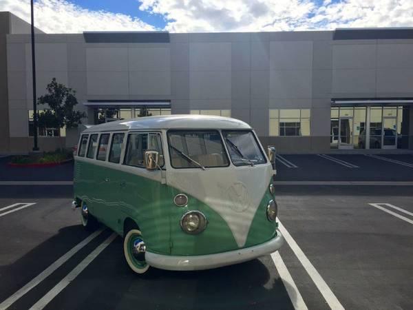 1963 vw bus kombi 15 window vw bus for 15 window bus for sale