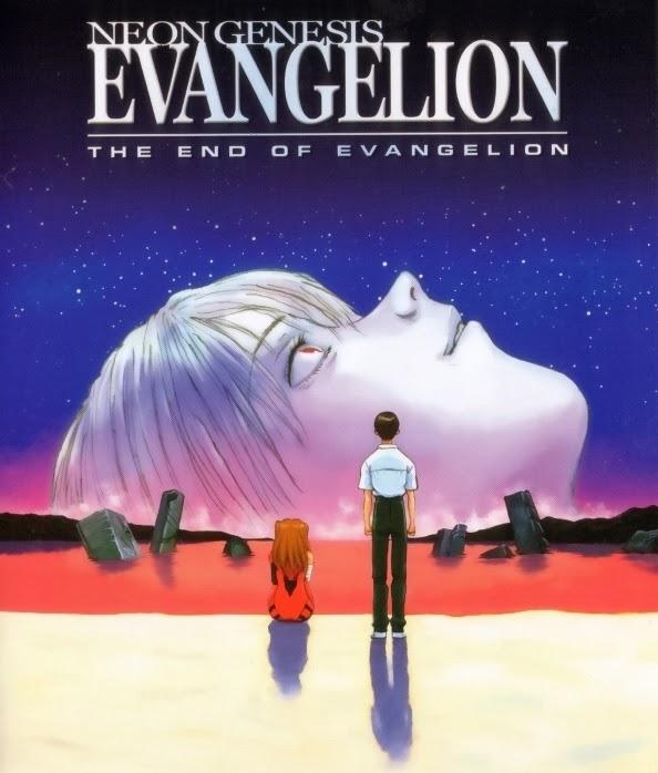 descargar videos evangelion: