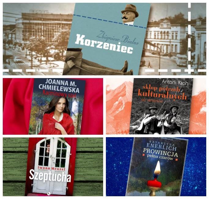 MG zaprasza Autorów na Warszawskie Targi Książki