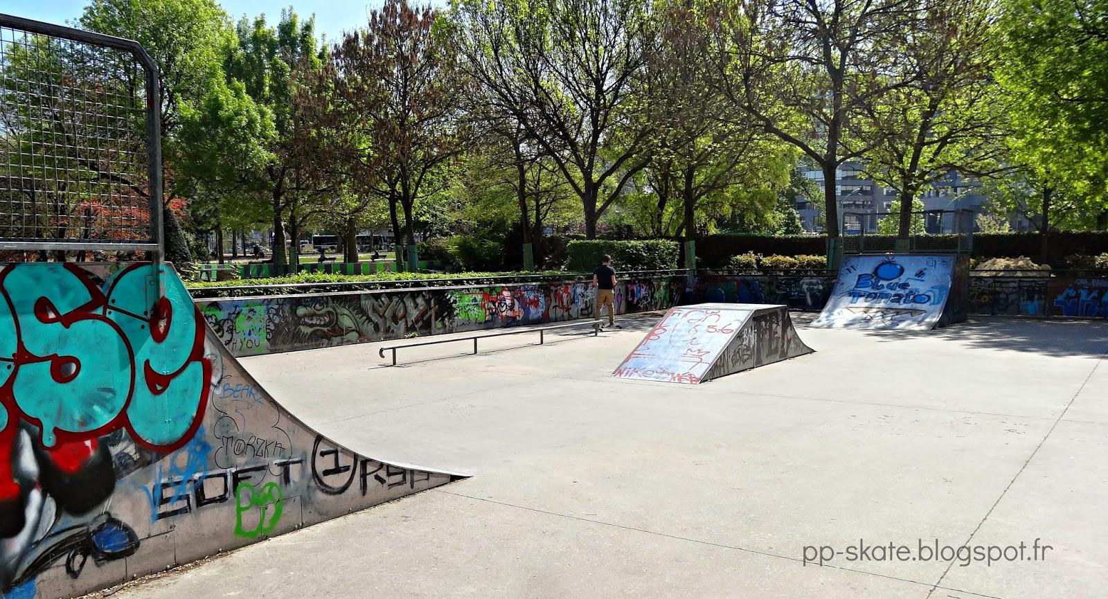 Le Skatepark Parisien De Porte D Orl 233 Ans Jackspots