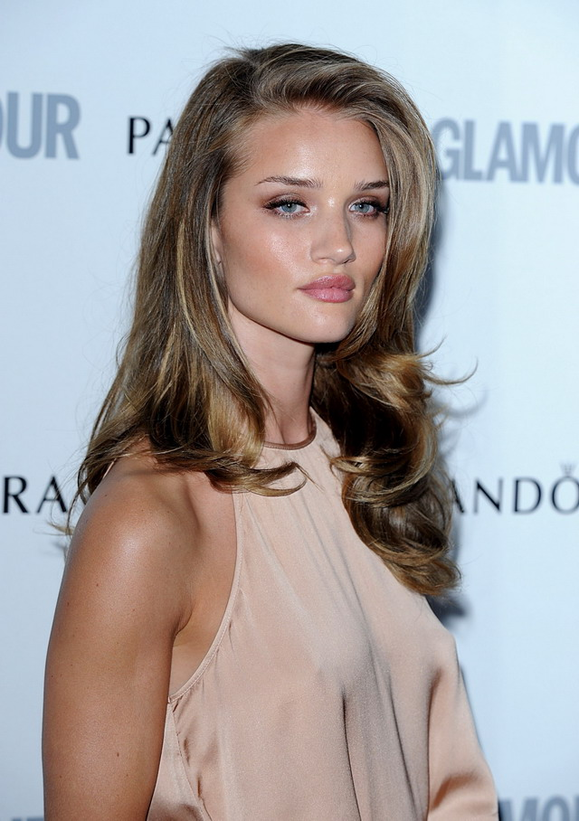 Rosie Huntington Whiteley At Glamour Women Of The Year Awards 2011 In