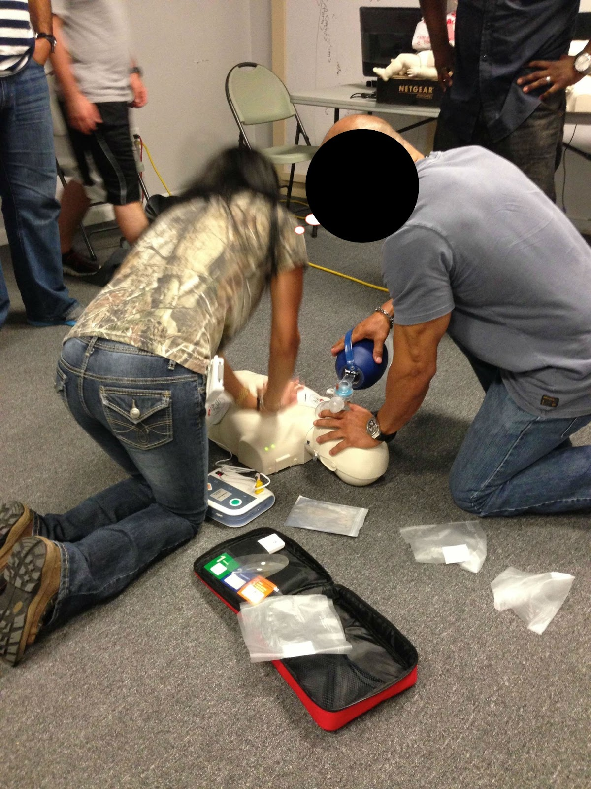 Cpr first aid instructor certification red cross