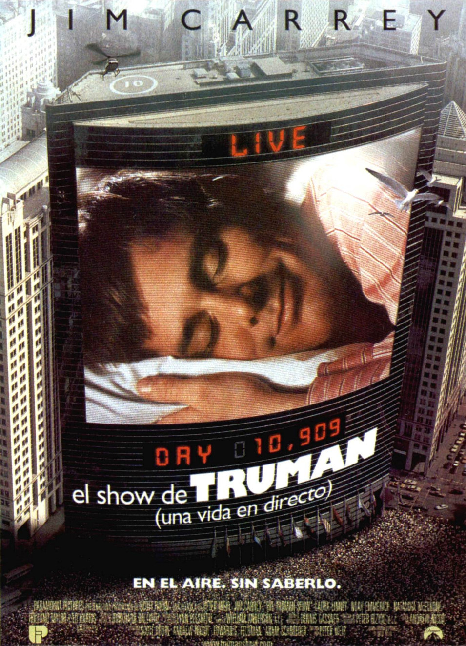 the truman show reality essays Free truman show papers, essays when truman finally starts to question the reality of the world and the truth of the people that surrounds him.