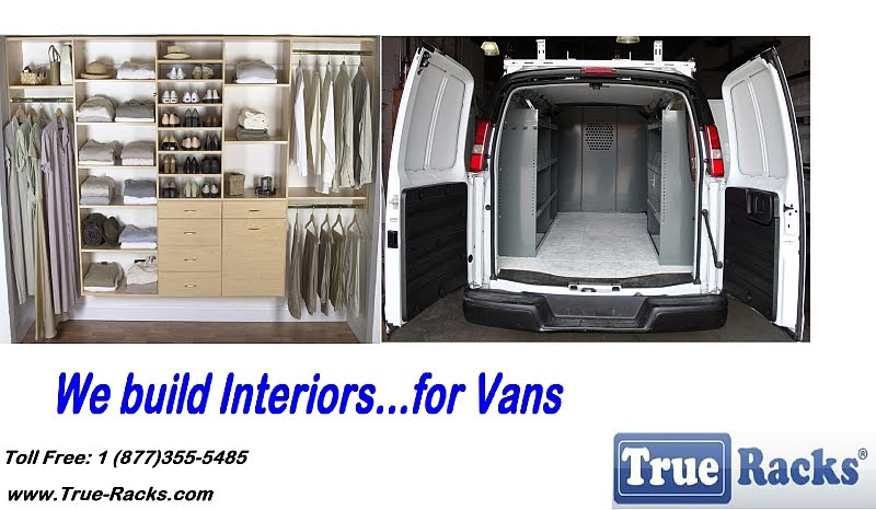 Van Interior Shelving Ford Transit Review Truck News