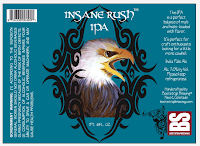 Bootstrap Insane Rush IPA