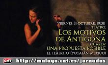 Teatro en la CNT-AIT de Málaga