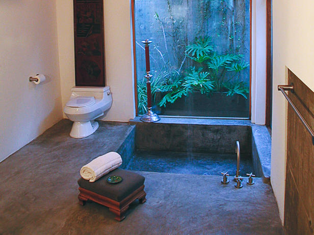 Asian bathroom designs interior design ideas Japanese bathroom interior design