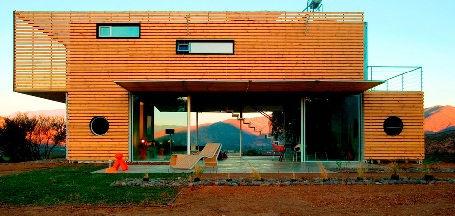 Contemporary Tiny House On An Island moreover 1a5b97efe89ba18d Passive Solar House Floor Plan Small Passive Solar Homes additionally Hobbit House 2 as well This Small Backyard Guest House Is Big On Ideas For  pact Living together with Huf Haus Modum Timber Modular Prefab House. on desert modular homes
