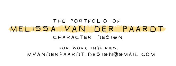 The Portfolio of Melissa van der Paardt
