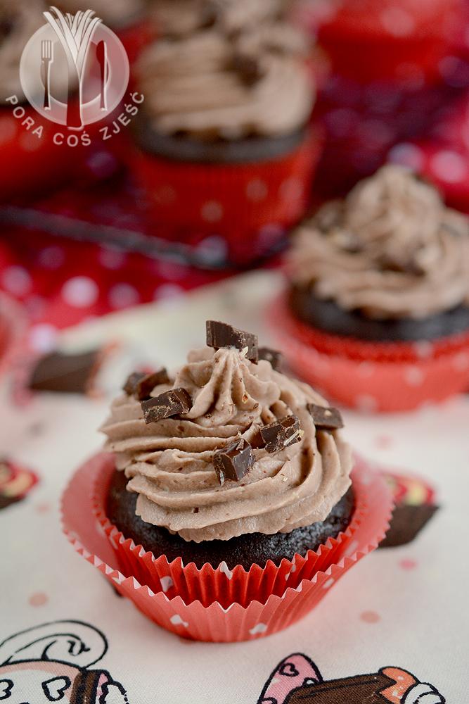 Cupcakes czekoladowe