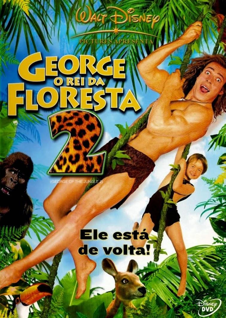 George: O Rei da Floresta 2 – Dublado (2003)