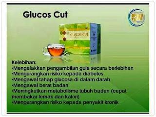 kelebihan glucos cut