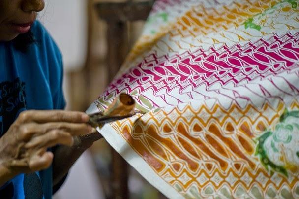 Tutorial Singkat Membuat Batik Tulis