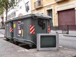 Nueva York multa con 100$ por tirar residuos electrónicos