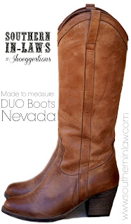 DUO Boots Nevada Boot Review - Boots for Skinny Legs