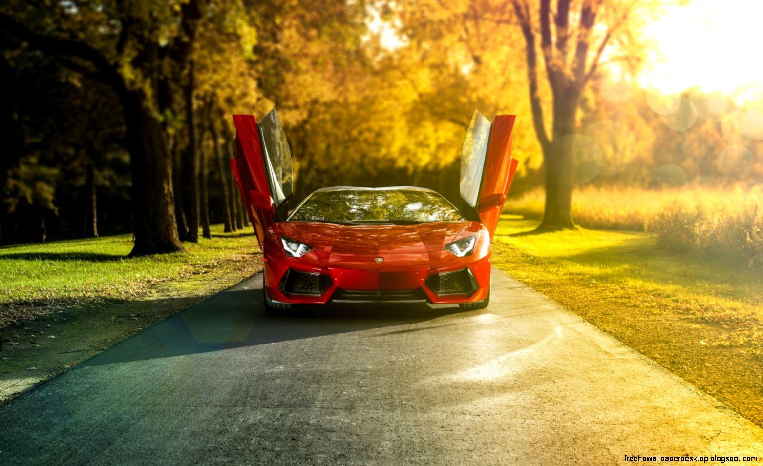 Lamborghini Aventador LP 700 4 Roadster Supercar Road Light 7010190