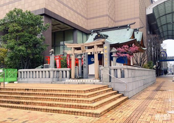Sanctuaire à Fukuoka