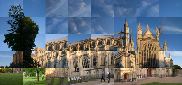 Winchester Cathedral, June2012 © Graham Dew