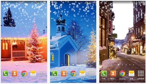 Aplikasi Android Menyambut Natal