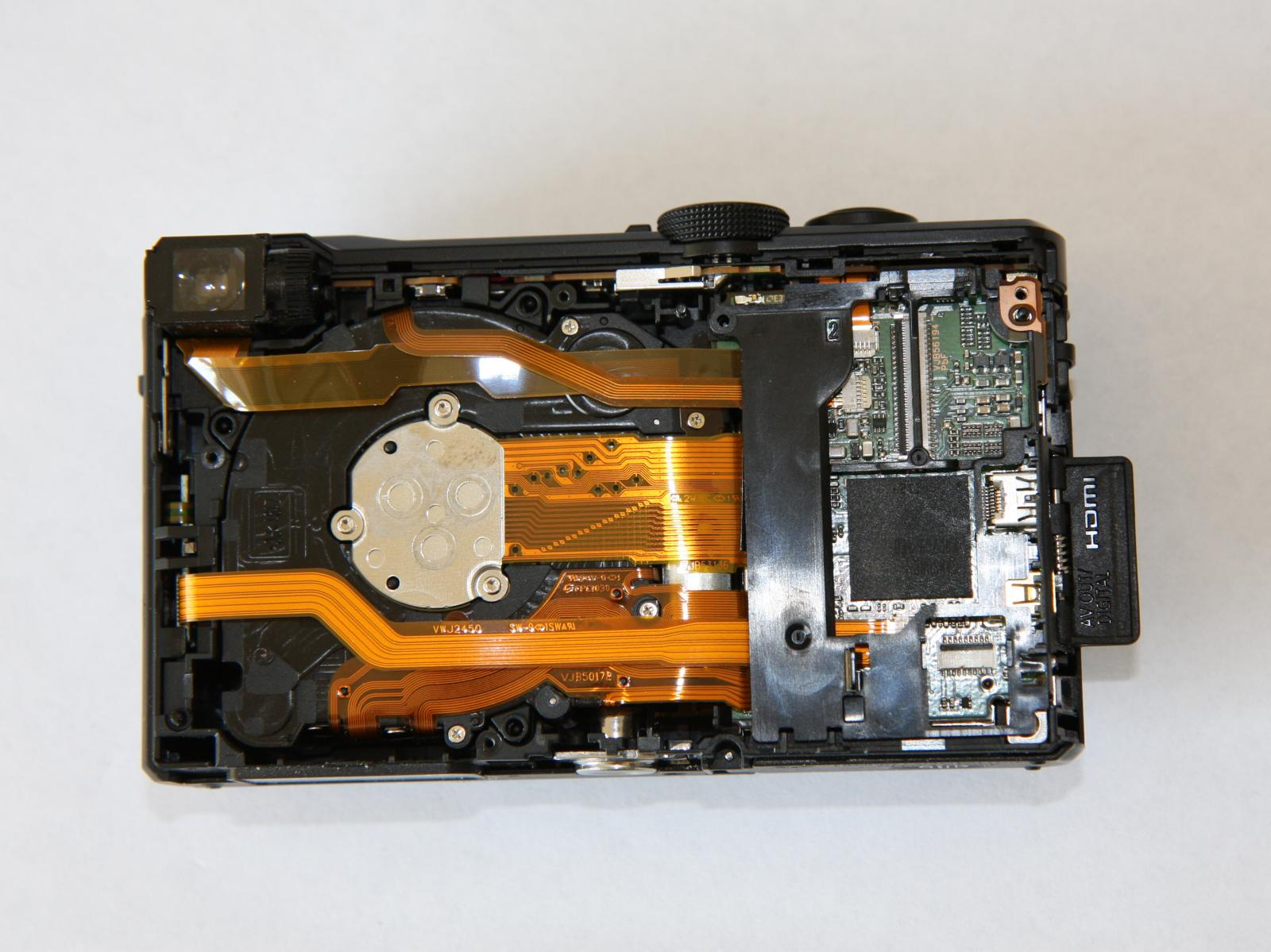 Its Science But It Works Like Magic Teardown And Repair Of A You Have To Clean Sand The Top Bottom Circuitboard There Is Black Plastic Thingamahooie Between Lens Assembly Main Circuit Board Wiggle Around Bit Should Come Loose
