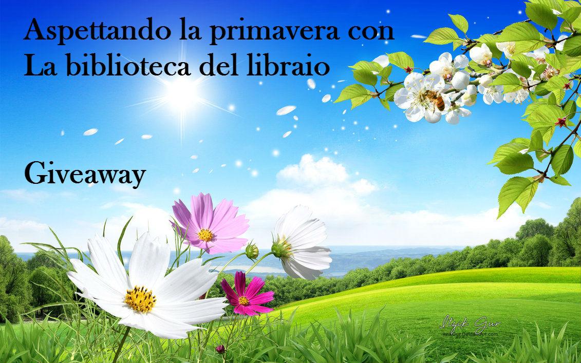 Giveaway: Aspettando la primavera con La biblioteca del libraio
