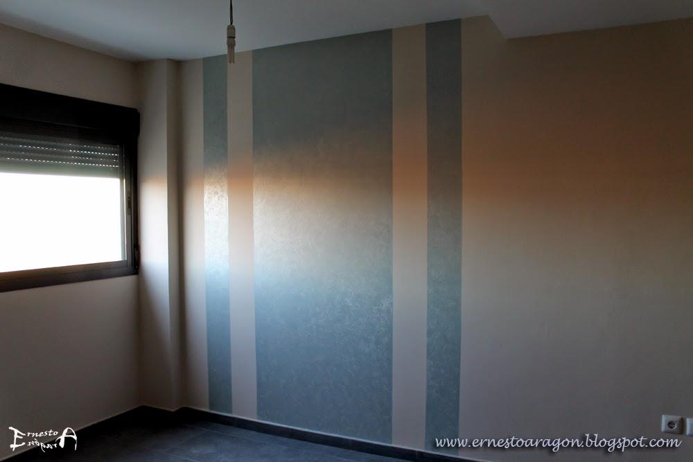 Ernesto arag n pintura para el hogar que fue antes el for Cortinas plateadas salon