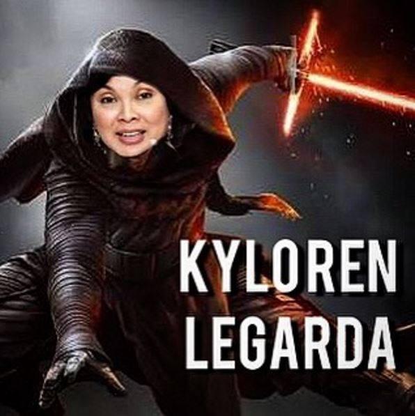 Kyloren Legarda