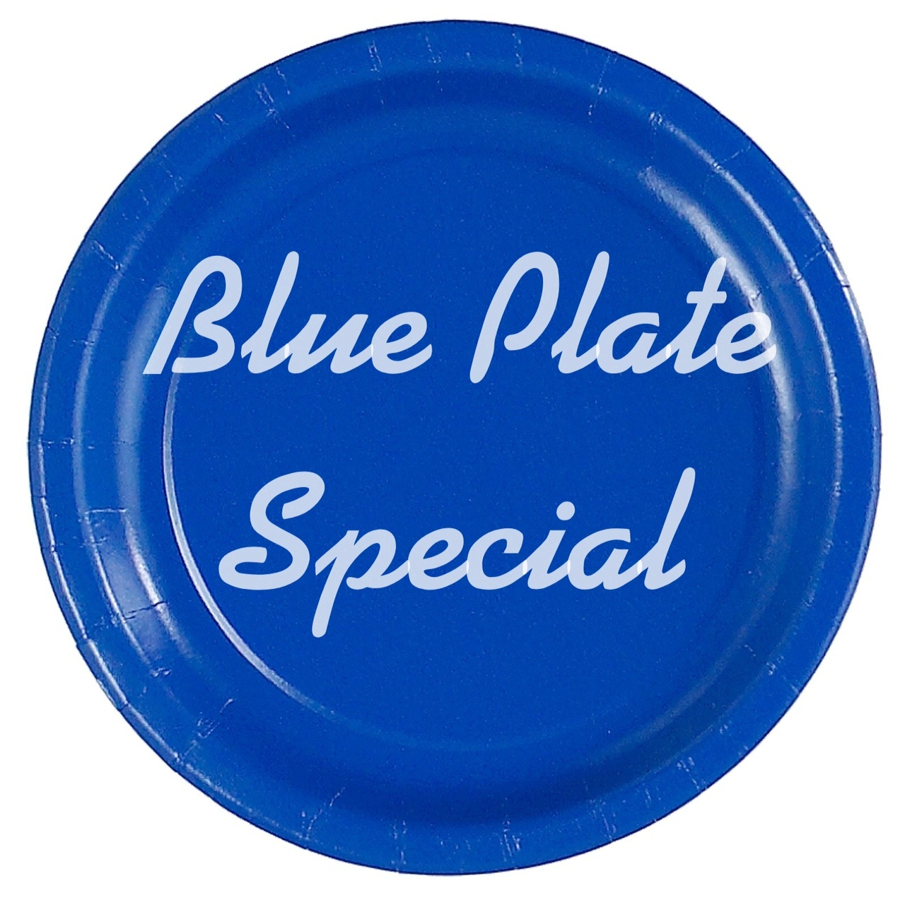 Image result for blue plate special