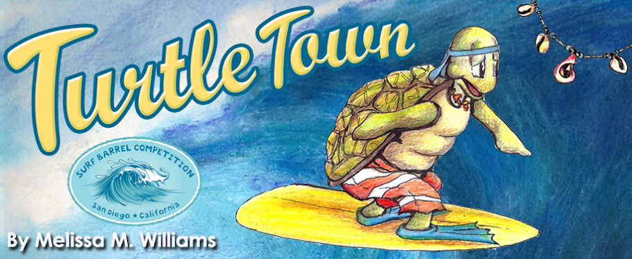 Turtle Town--An Iggy the Iguana Chapter-Book Series from LongTale Publishing