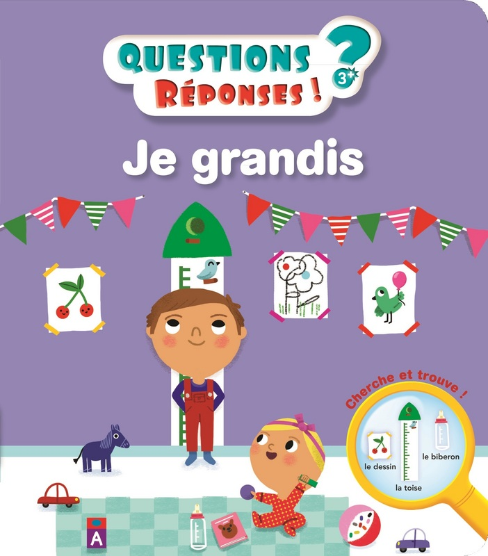 Je grandis