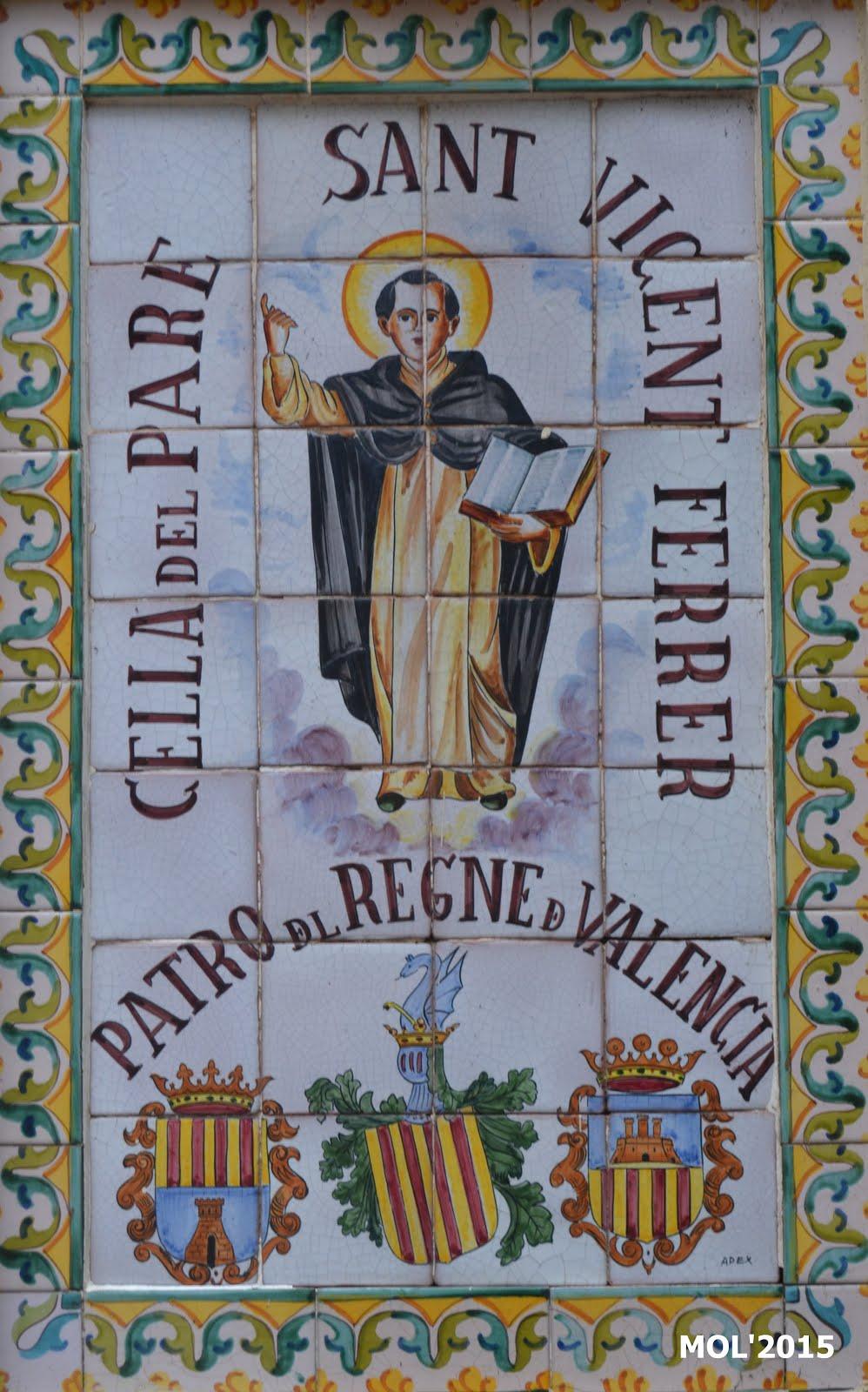 22.04.17 LA FESTA A SANT VICENT FERRER EN MANISES, UN POC D'HISTORIA.
