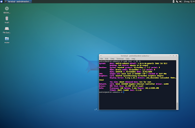 Xubuntu 14.10 Utopic Unicorn Beta 1