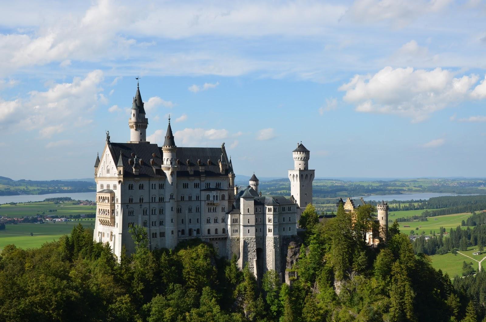 Castelo de Neuschwantein