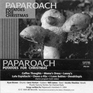 PAPA ROACH - Potatoes For Christmas