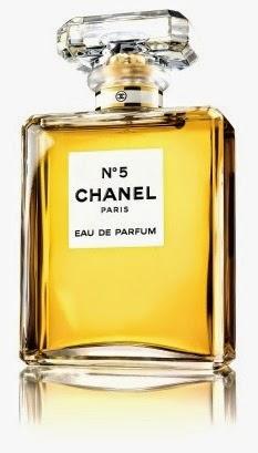 Chanel Number 5 Fragrance