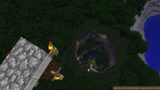 Imagen del mapa Ultimate Combine para Minecraft 1.8