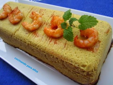 Cocinando para ellos pastel de merluza - Cocinando para ellos ...
