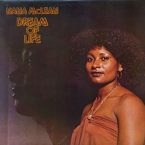 NANA MCLEAN LP ROOTS REGGAE