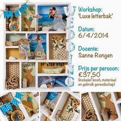 Workshop 'letterbak'