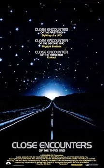 Poster do filme Close Encounters of the Third Kind